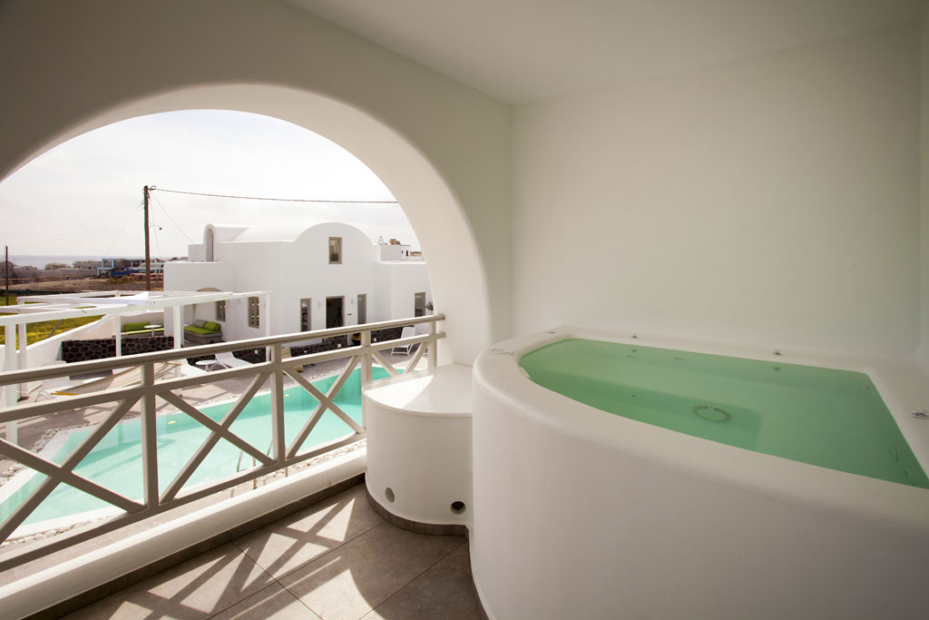 la belleza hotel kamari