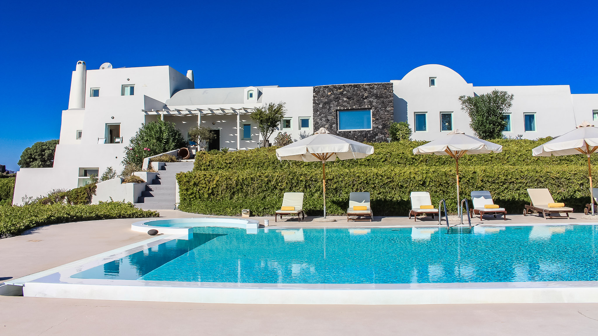 santorini villa holidays greece