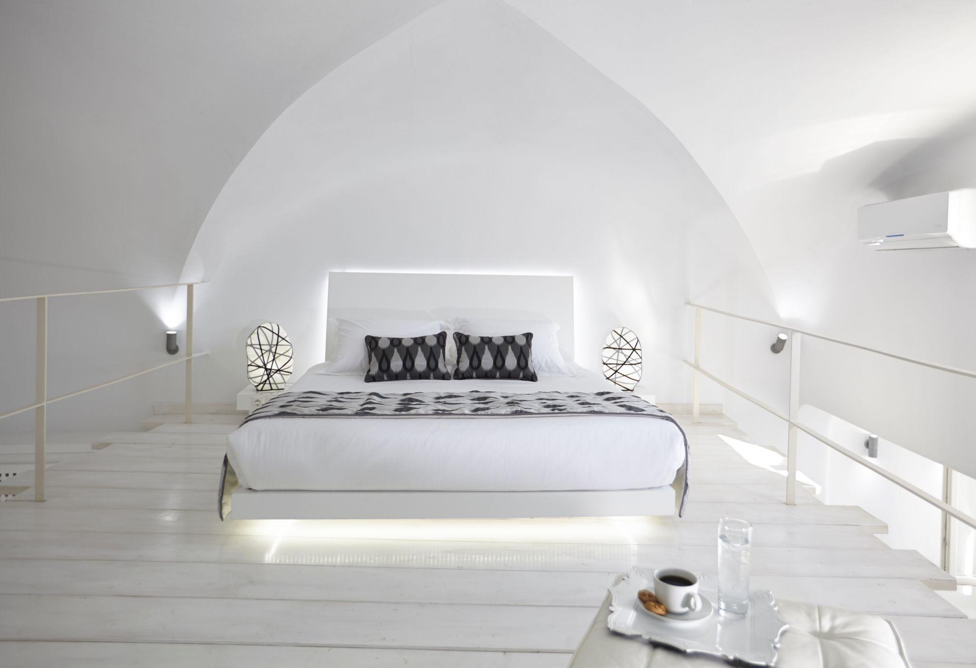 santorini villas rentals