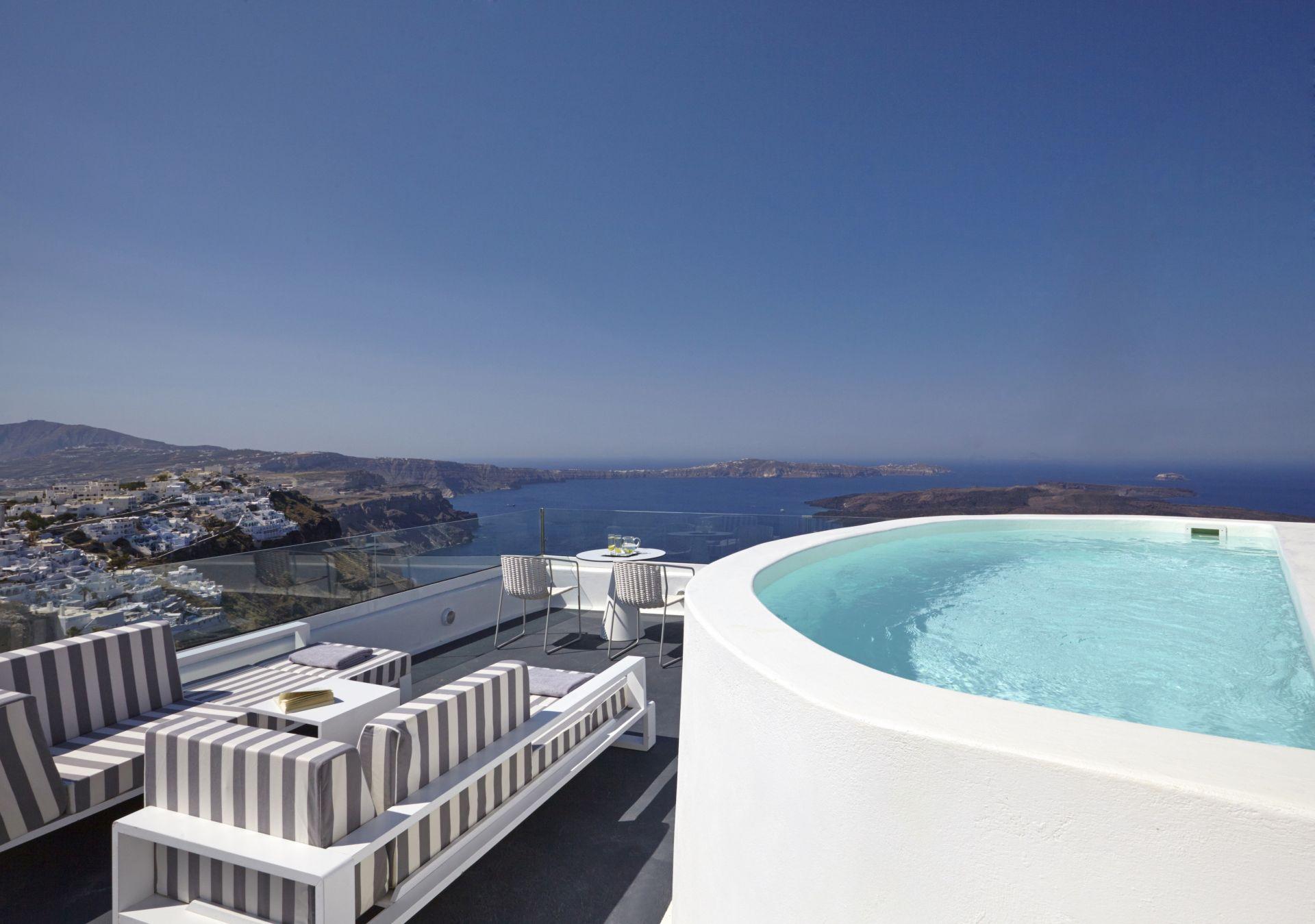 fira luxury villas