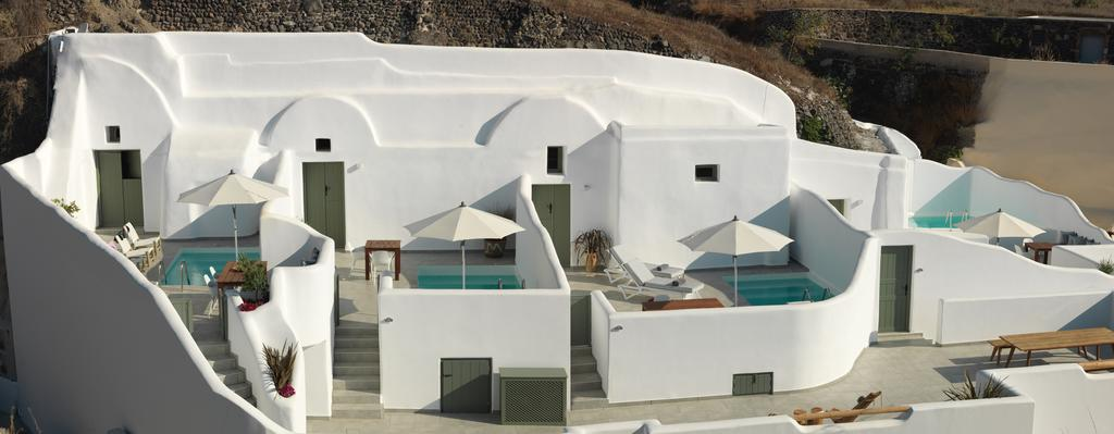 Villas and Cave Houses
