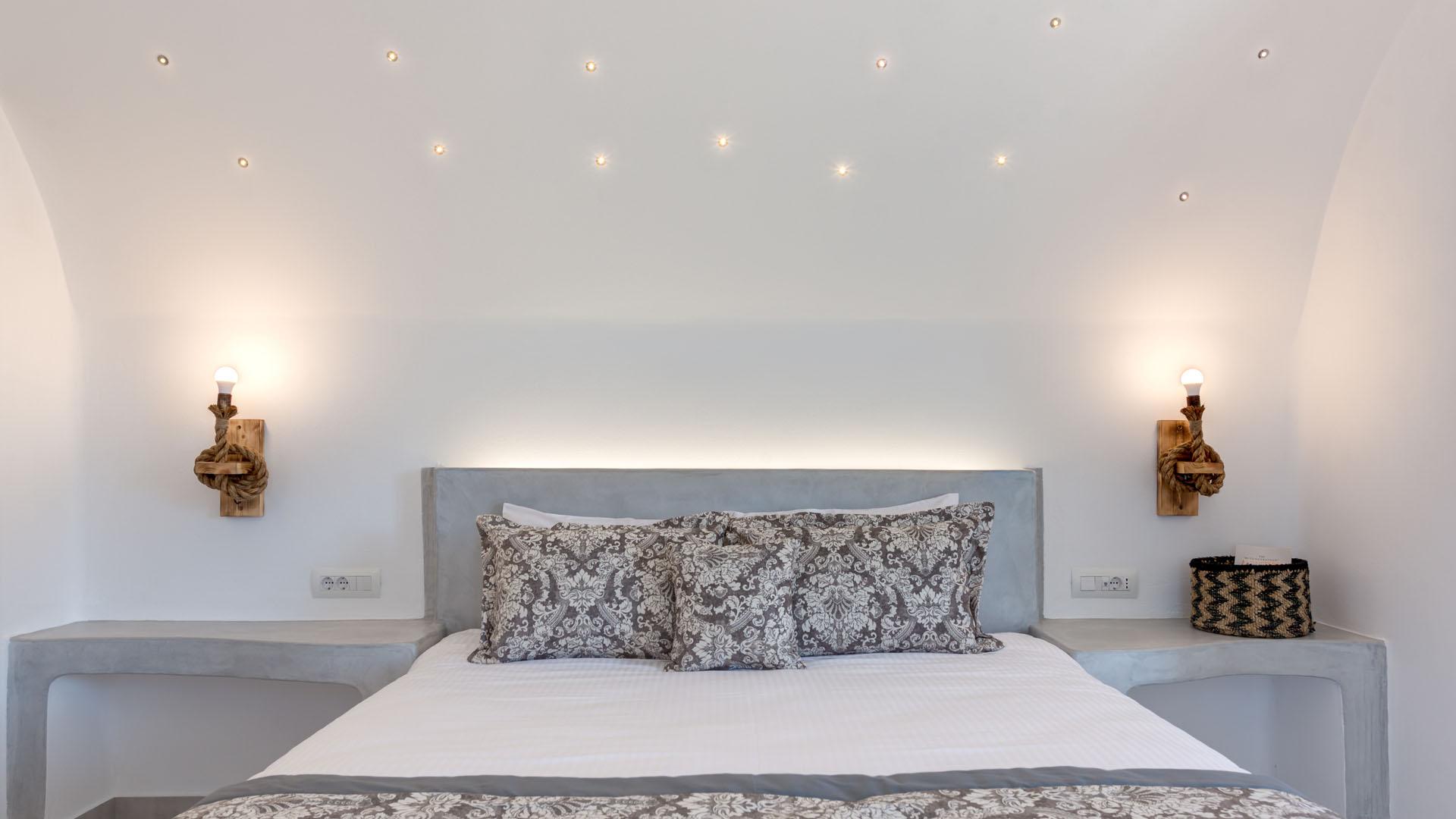 blanca luxury villa santorini