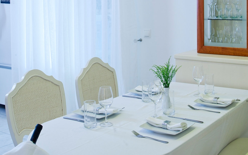 la maison luxury villa santorini images
