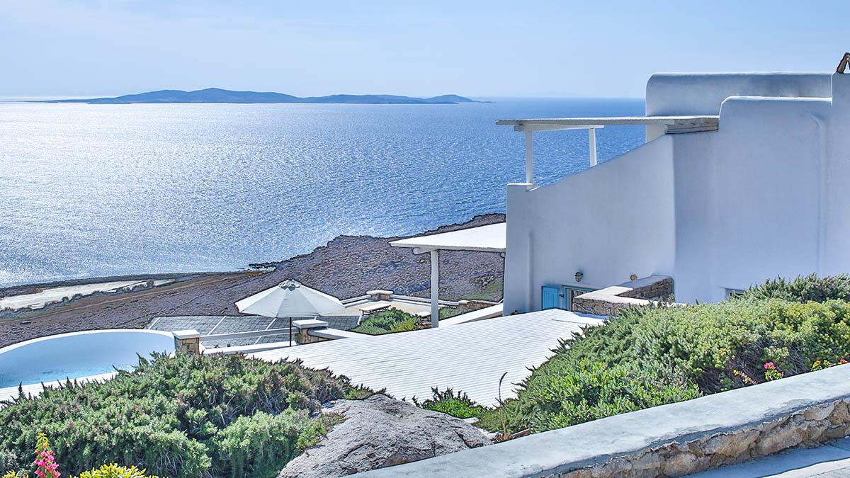 villa sunshine mykonos