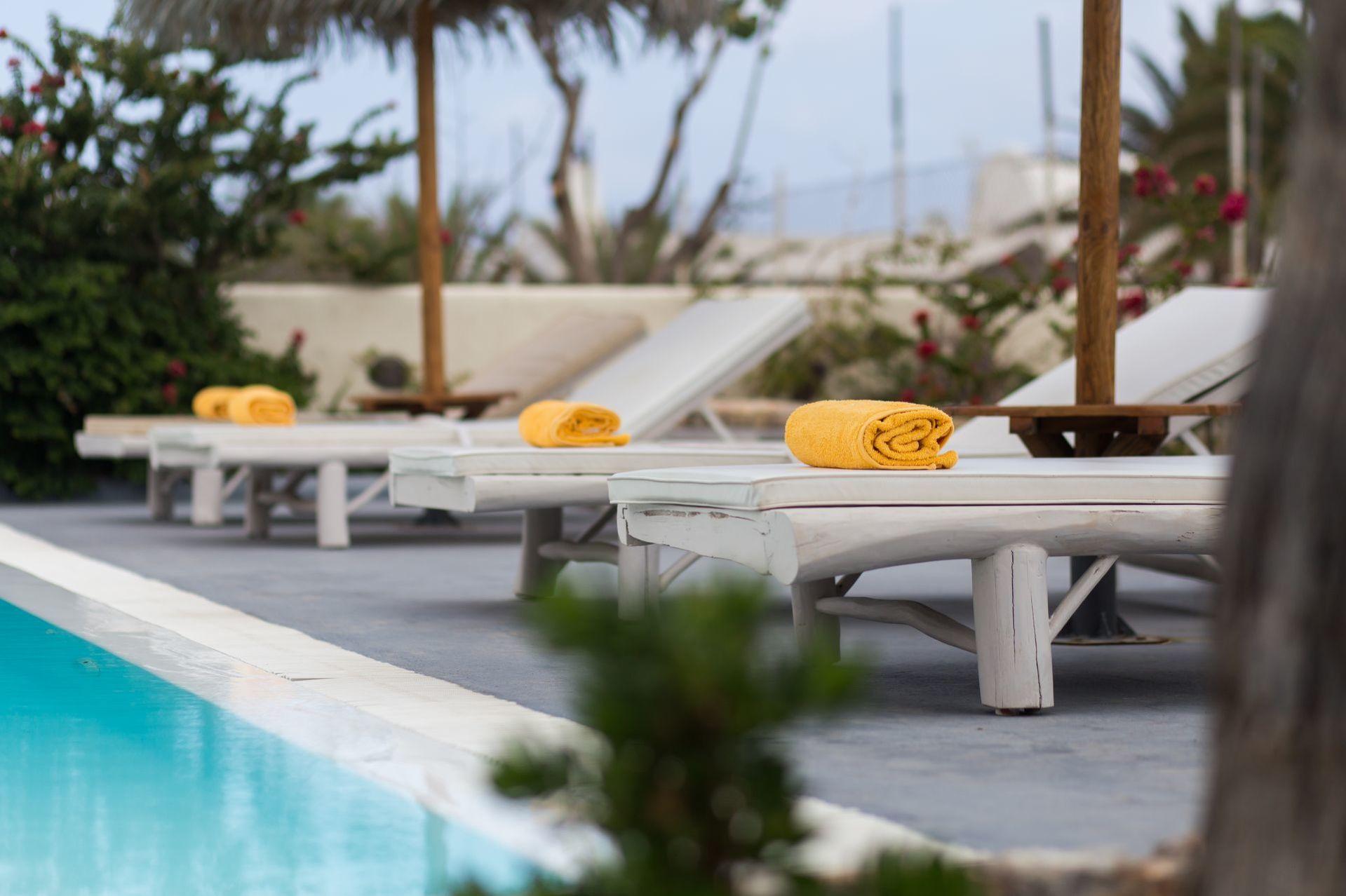family villa santorini private pool
