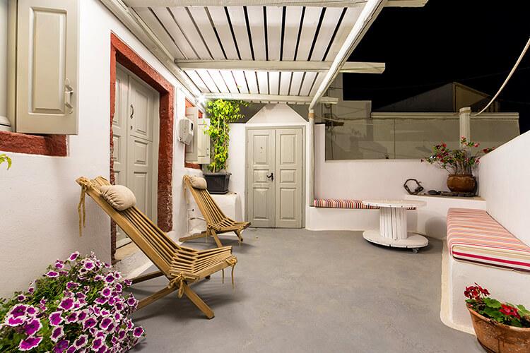 santorini luxury villas