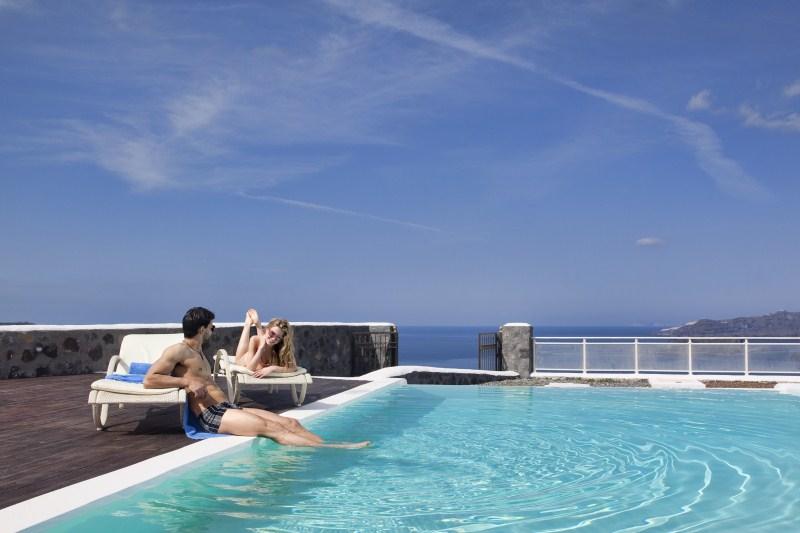 caldera view villas santorini