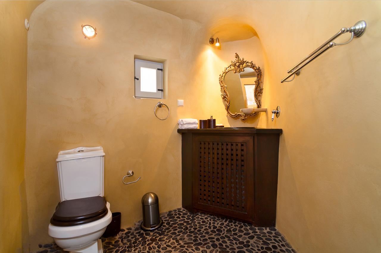 santorini luxury villa rental