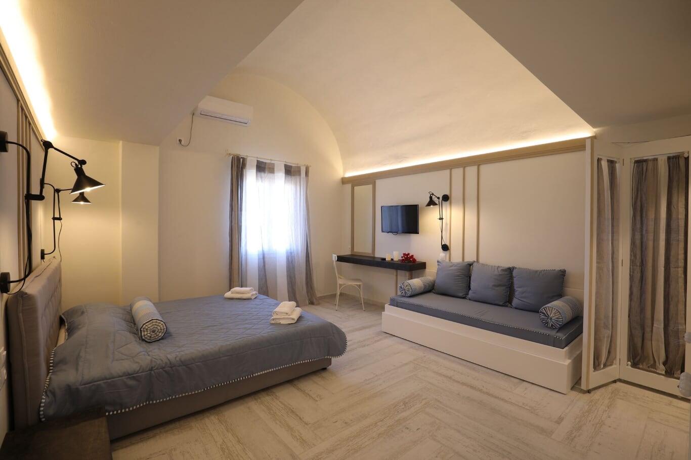 rooms wedding villa imerovigli santorini