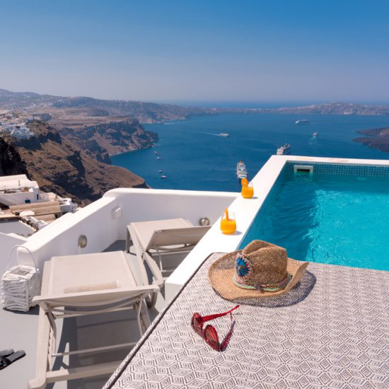 oia luxury villas santorini