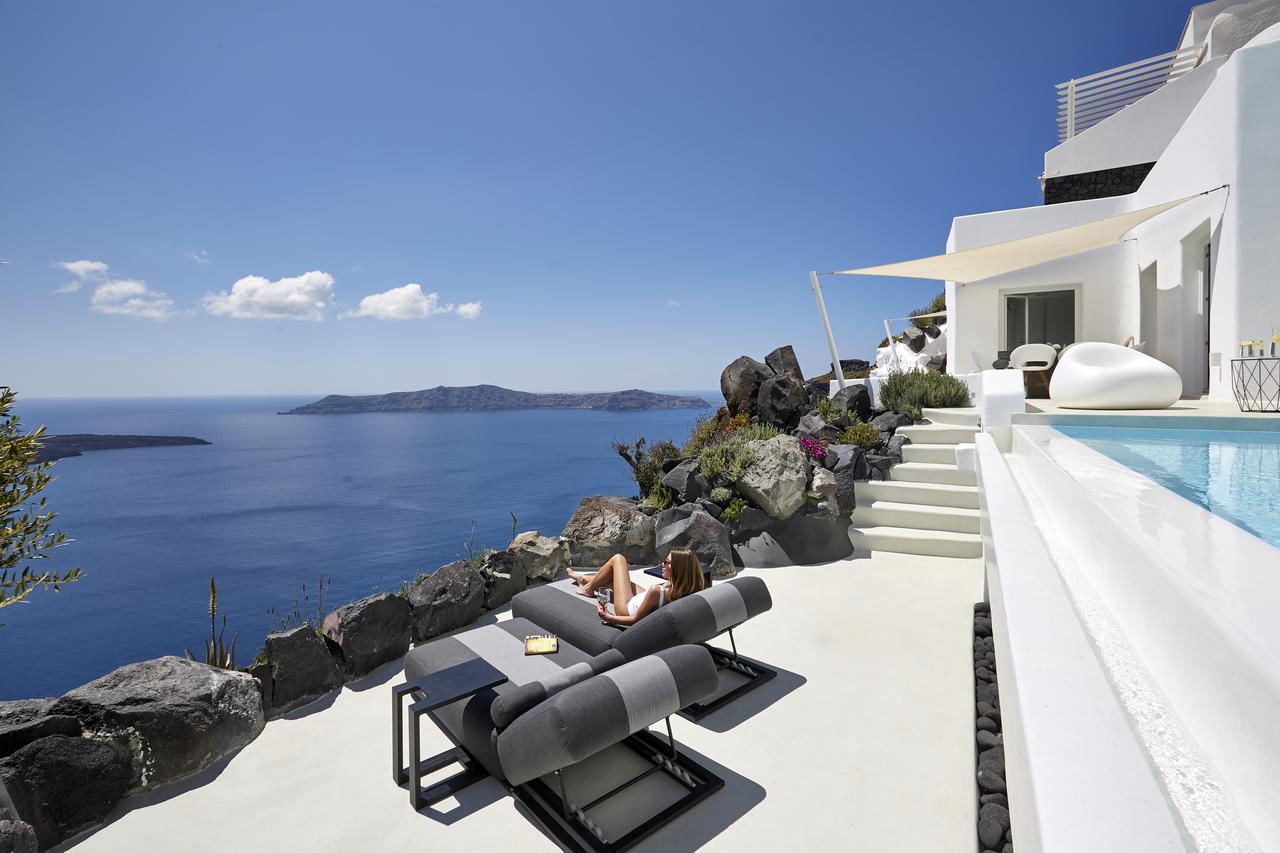 firostefani exclusive villa