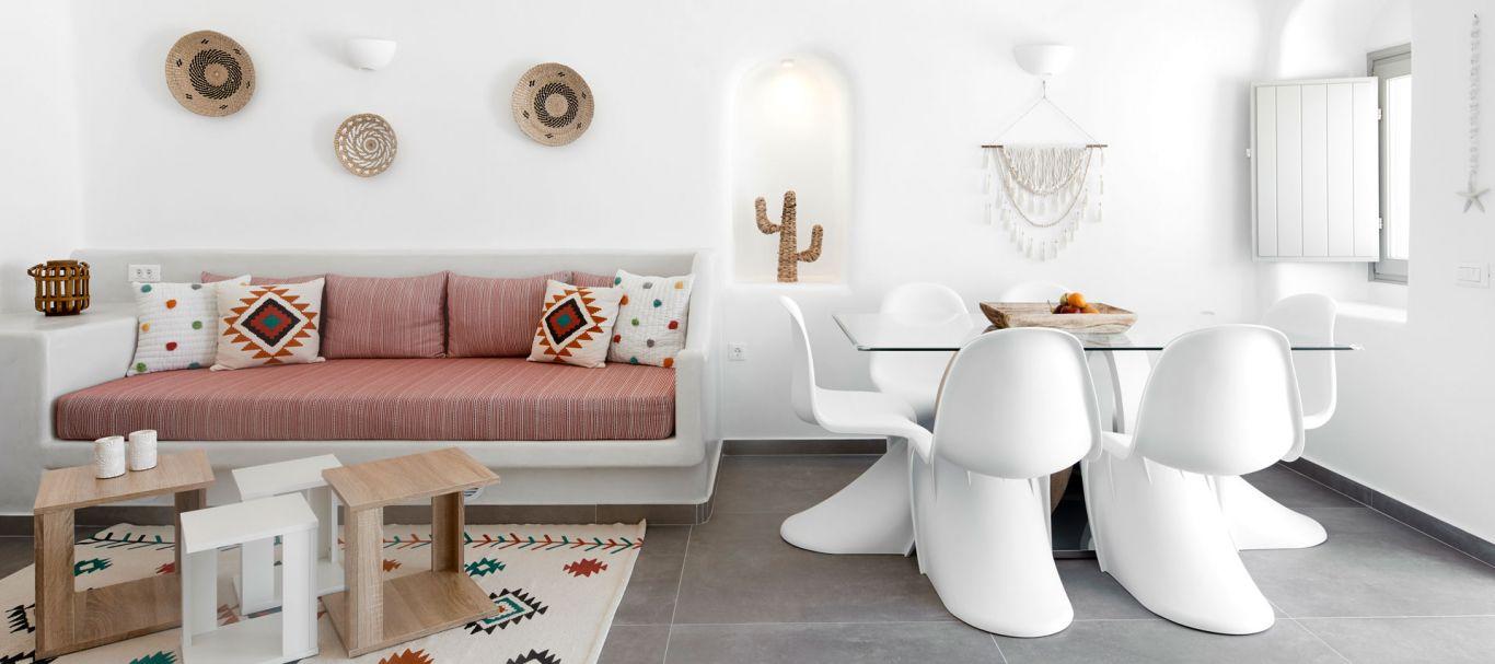 finikia luxury cave house lounge
