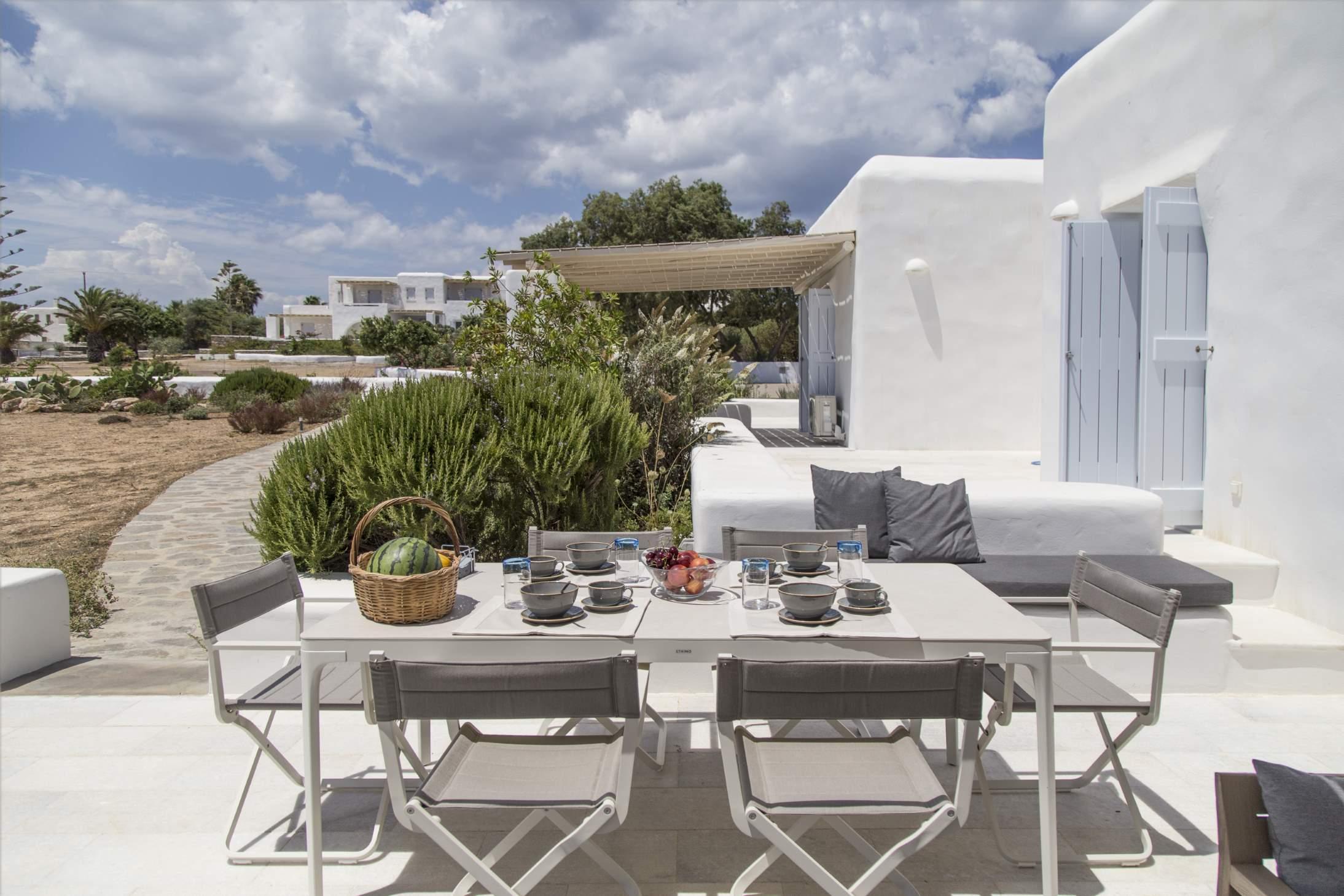 paros beach villas