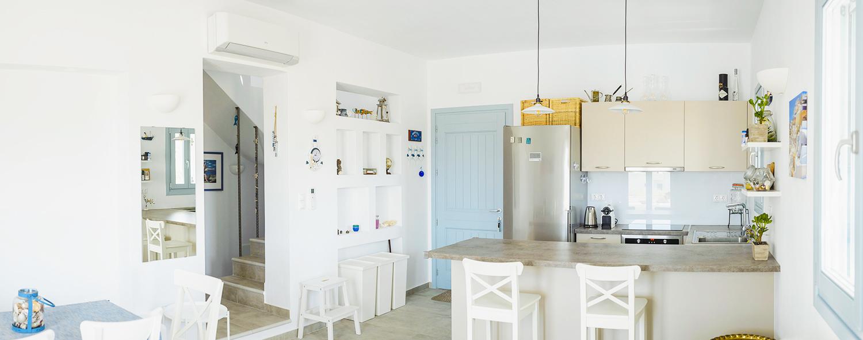 naxos beach villas