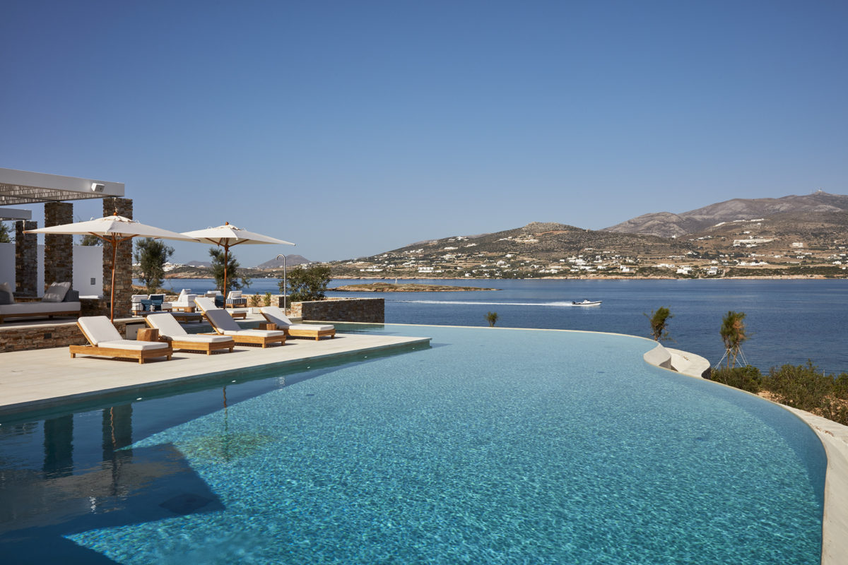 antiparos luxury villas