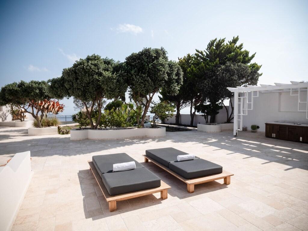 luxury villas imerovigli sea views