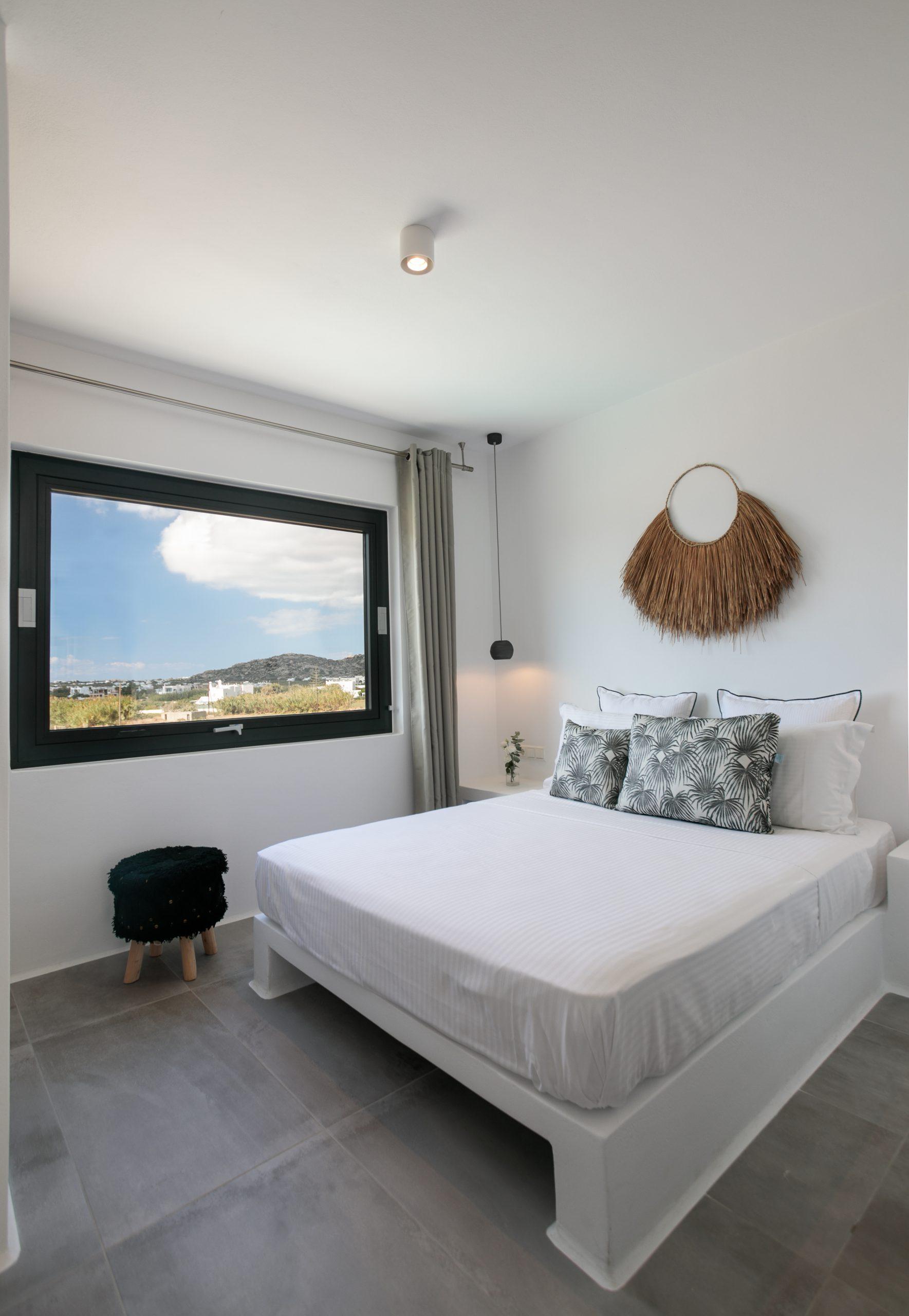 naxos villas orkos beach