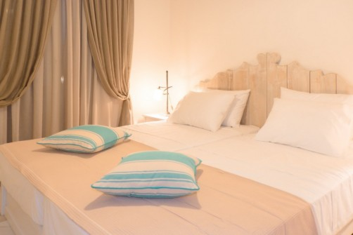 double room splendida villa naxos