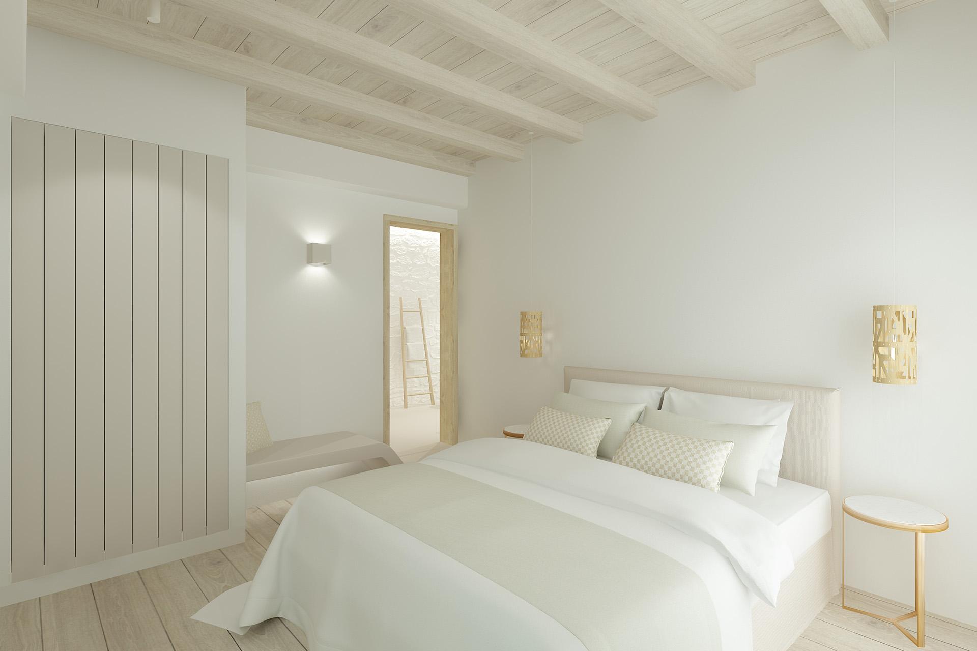 naxos villa private pool