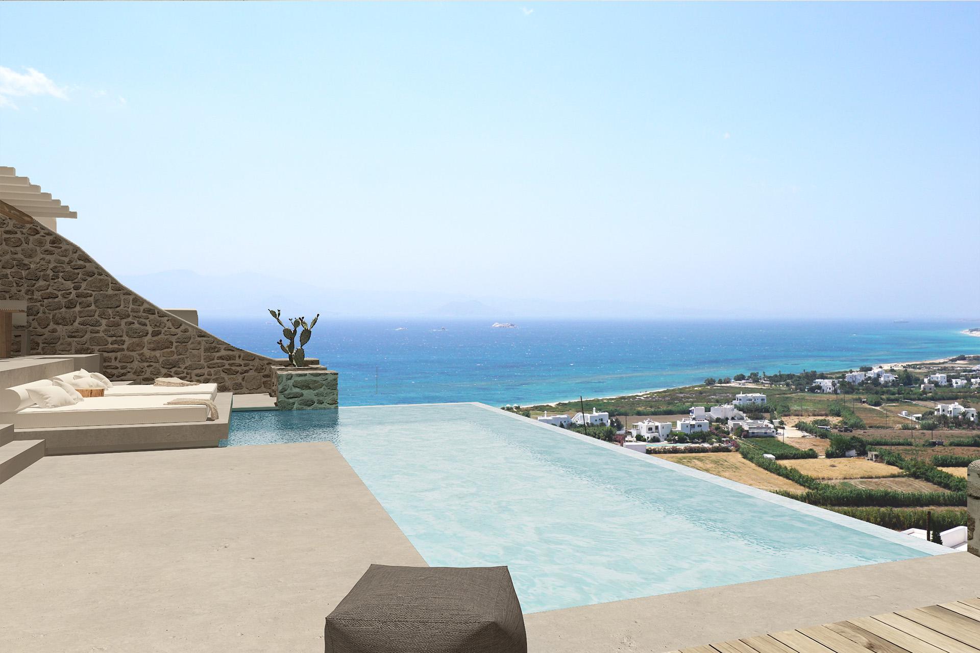 naxos villas 2 bedrooms