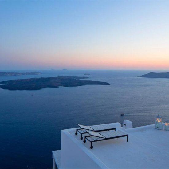 luxury caldera view villas imerovigli