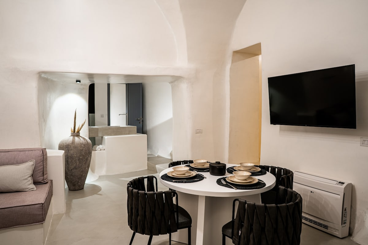 exo gonia villa santorini lounge