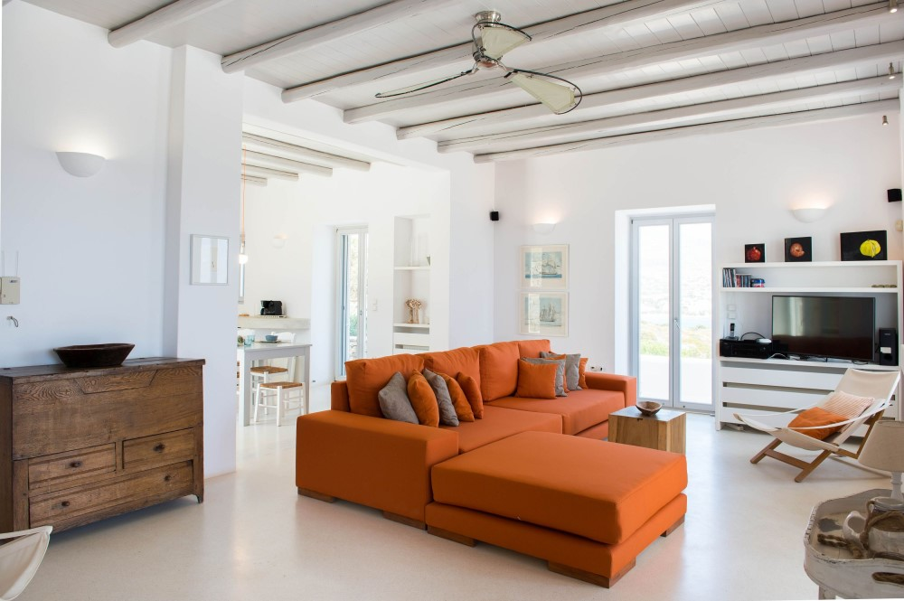 alyki villas for rent paros