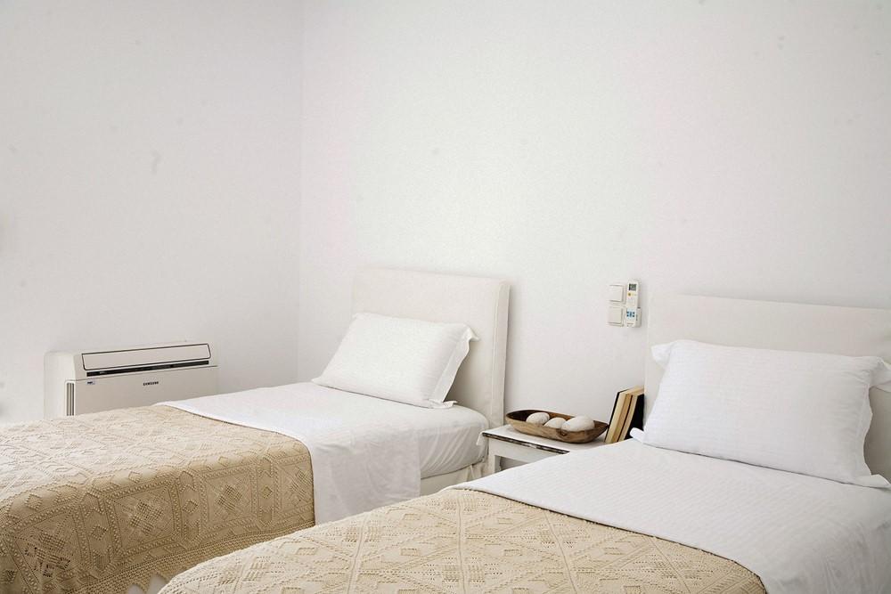 luxury villas paros greece