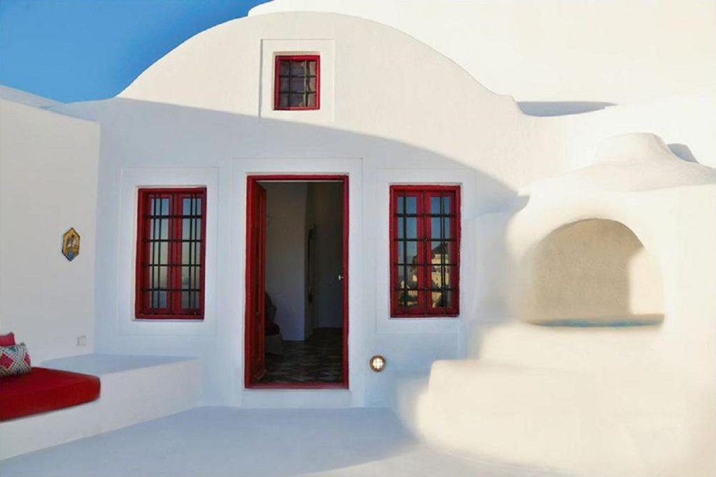 cave house oia santorini