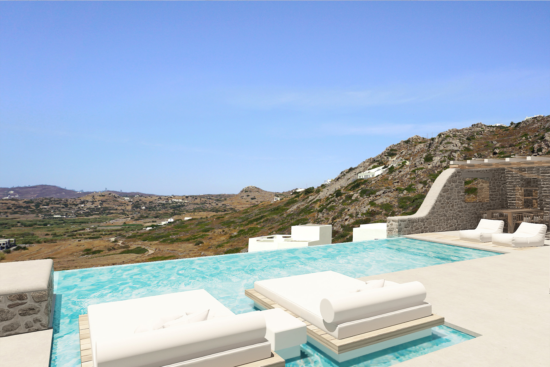 naxos villa holidays