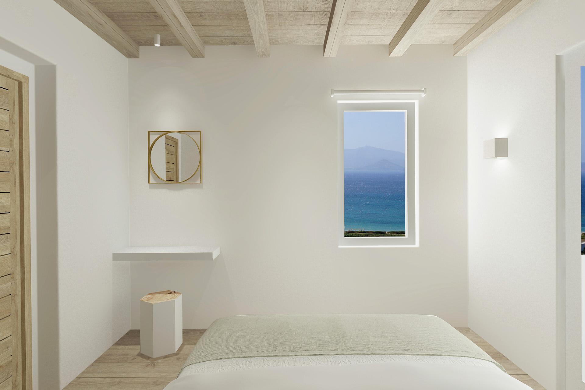 3 bedrooms naxos villas