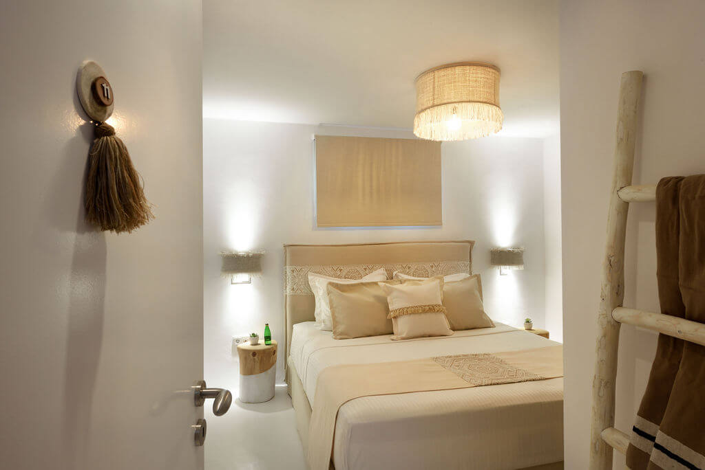 ambellas beach villas paros rooms