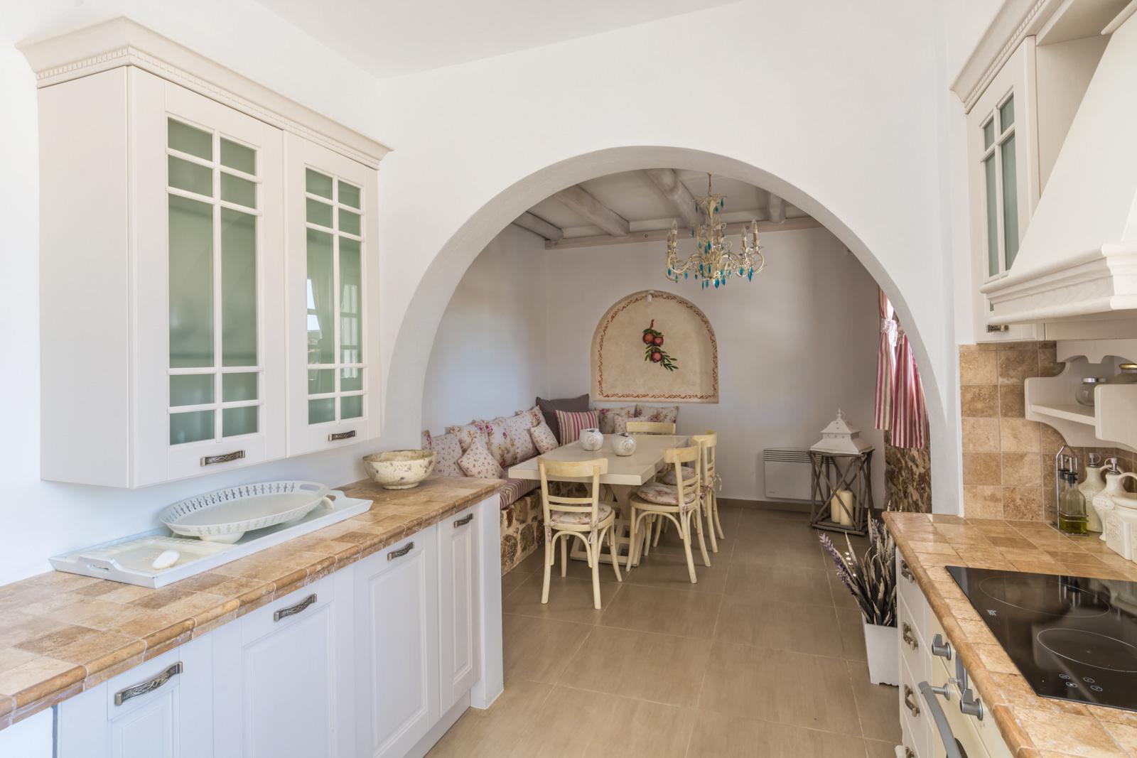 villa rentals santorini