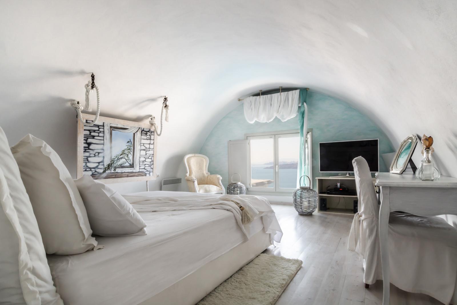 rooms santorini villas 5 bedrooms