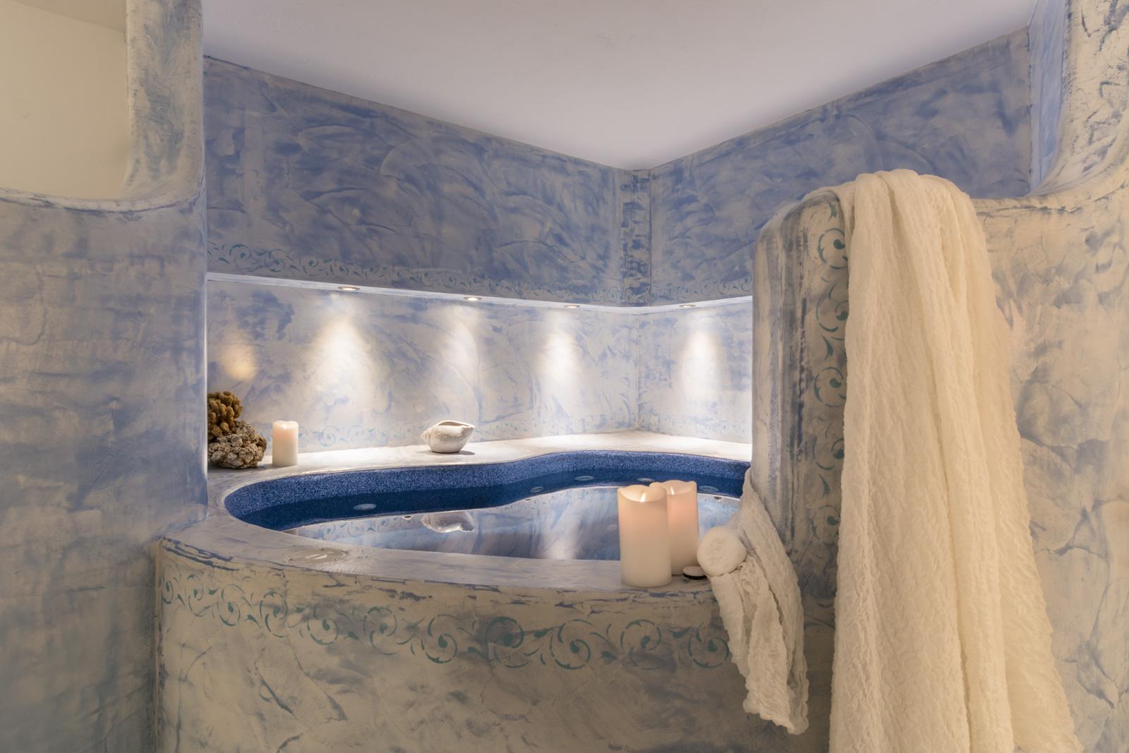 santorini villas 5 bedrooms jacuzzi