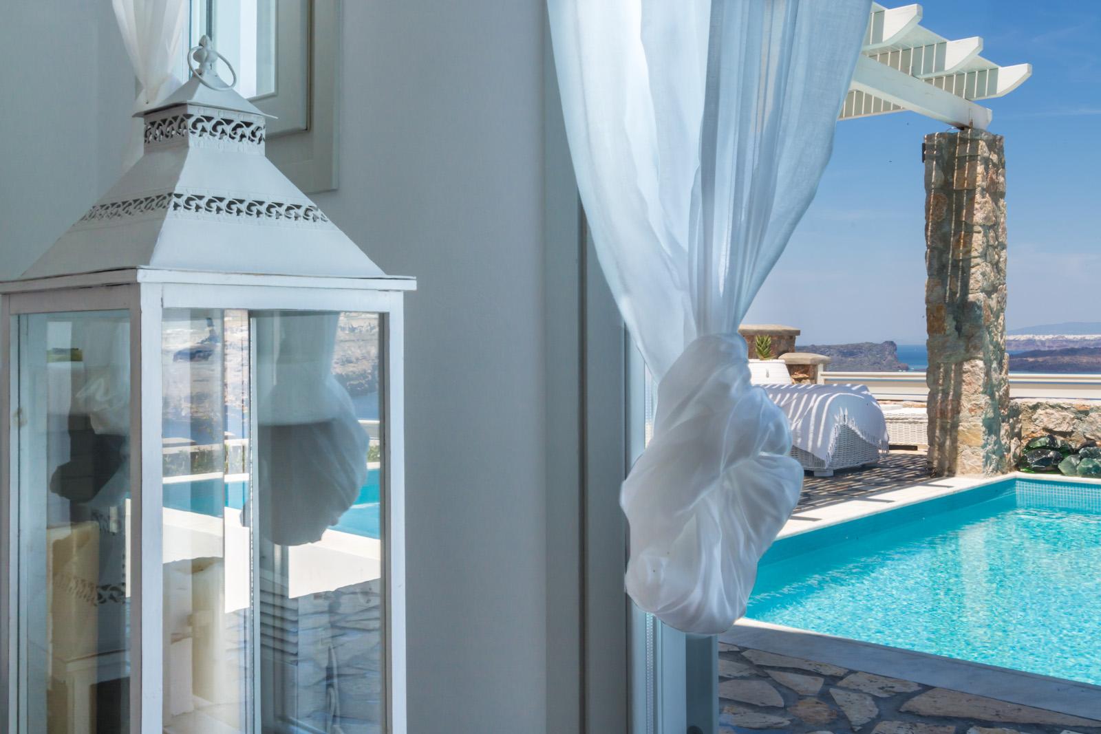 santorini villas 5 bedrooms luxury villas