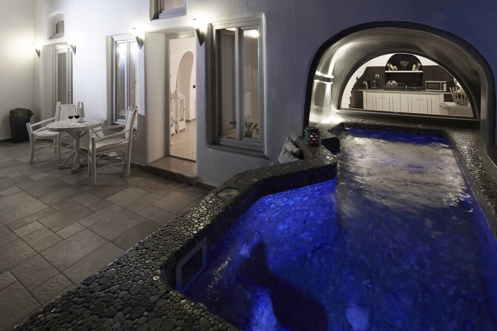 cave house imerovigli private pools