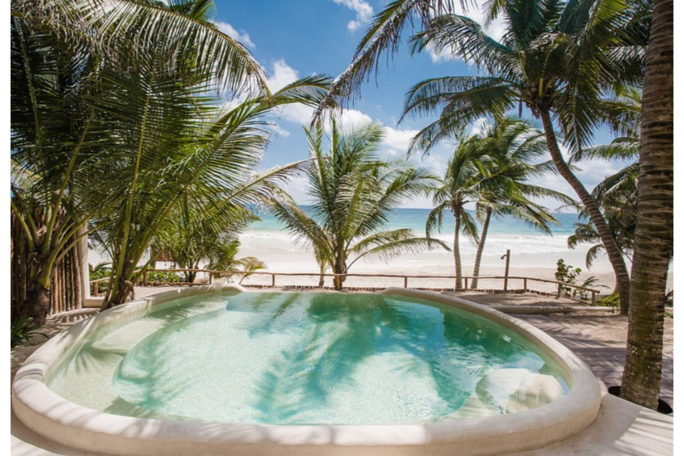 tulum villas private pools