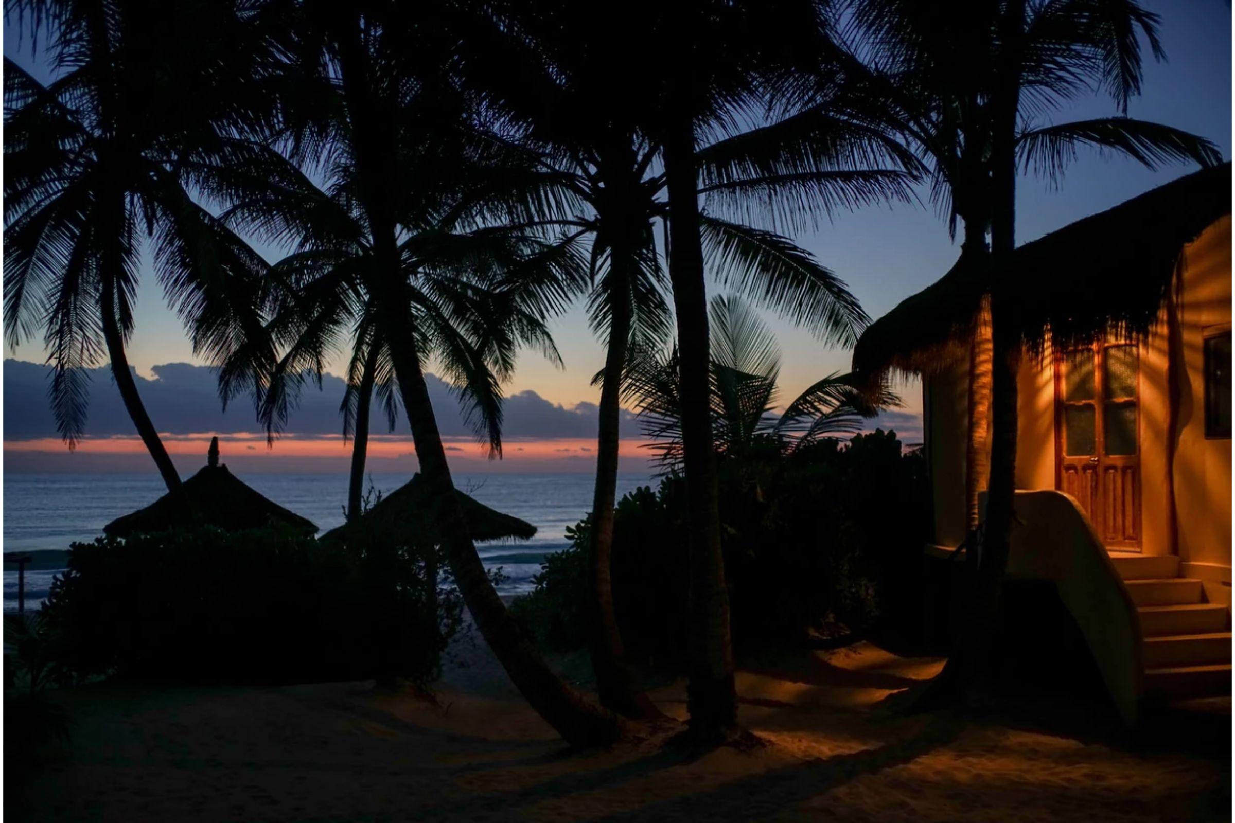 beach villas tulum for rent