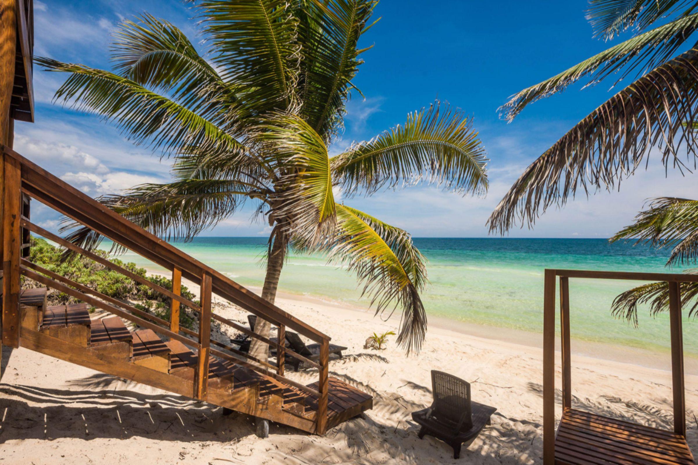 beach tulum villa milagro