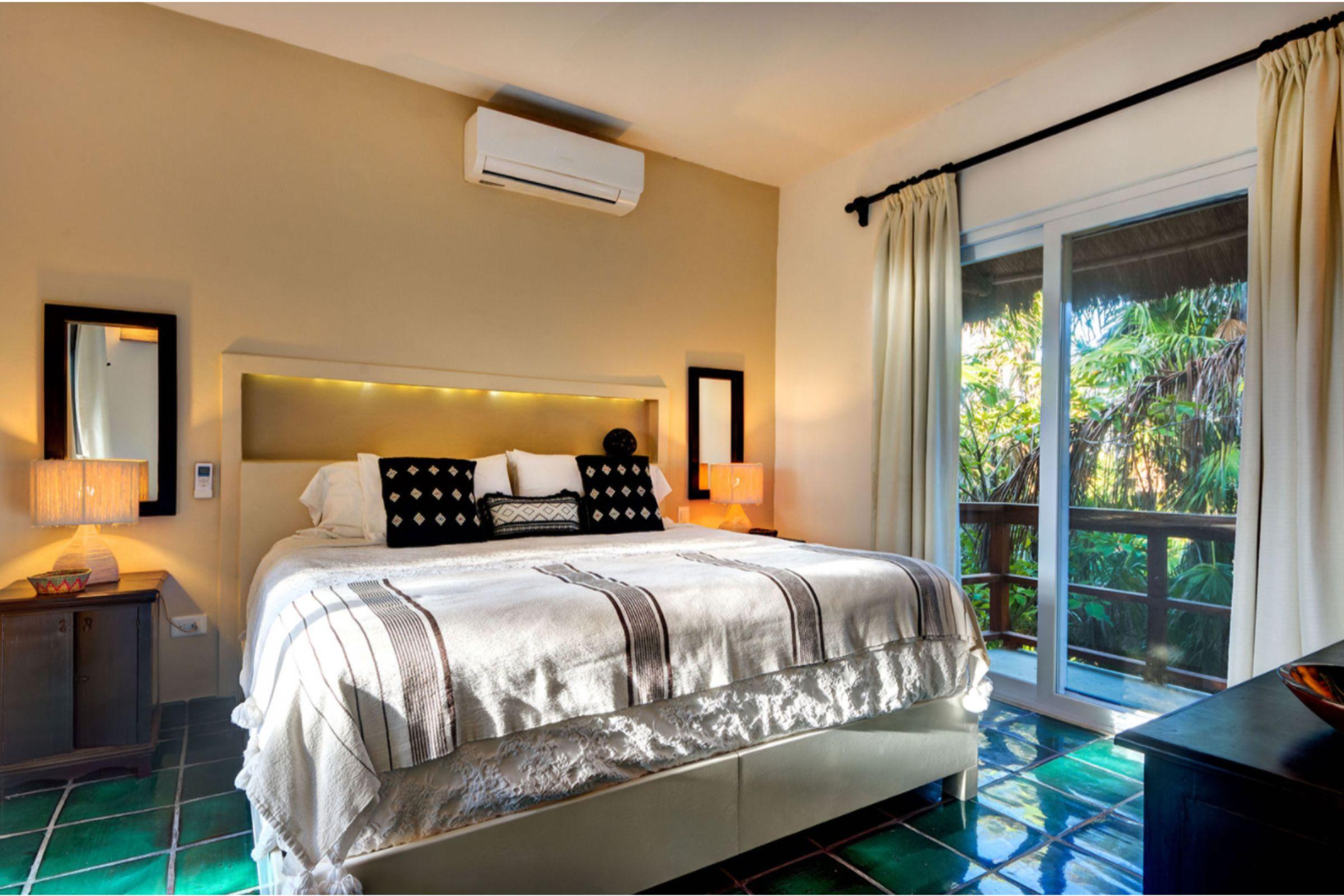 double room Milagro Tulum villa