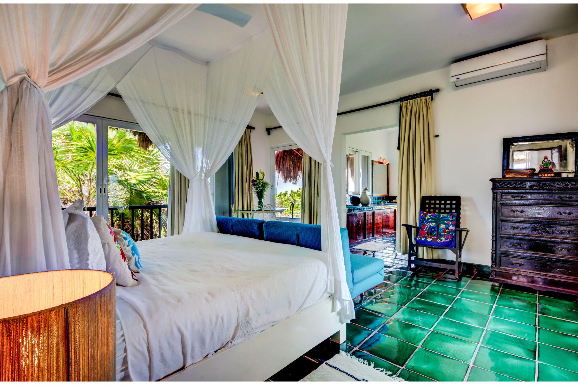Milagro Tulum villa double room