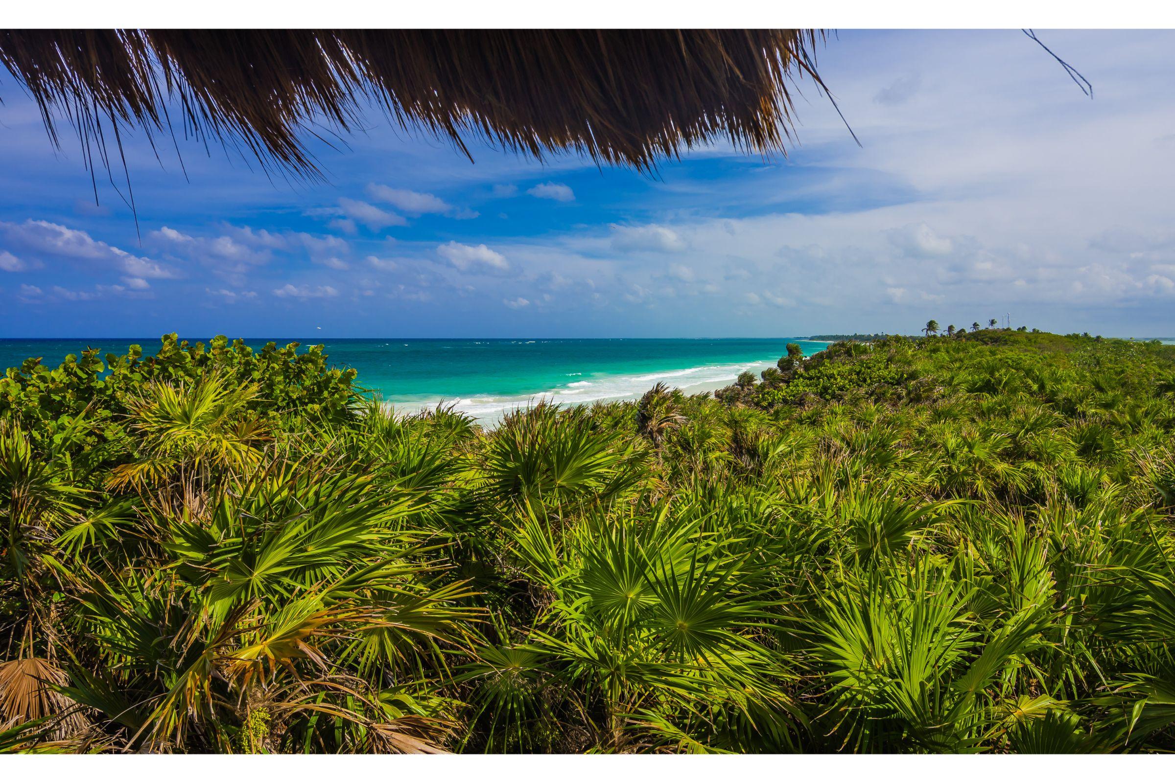 tulum beach villas private pools
