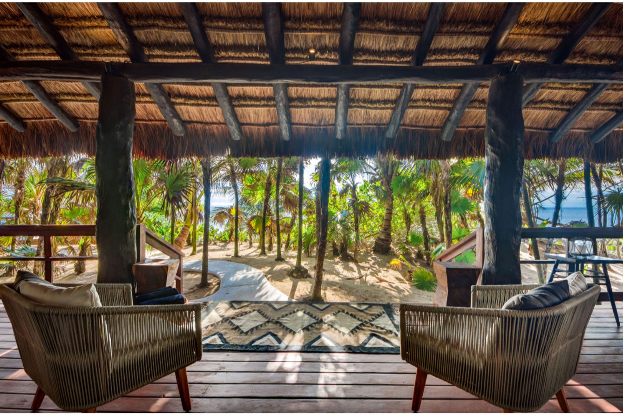 Milagro Tulum villa sea views