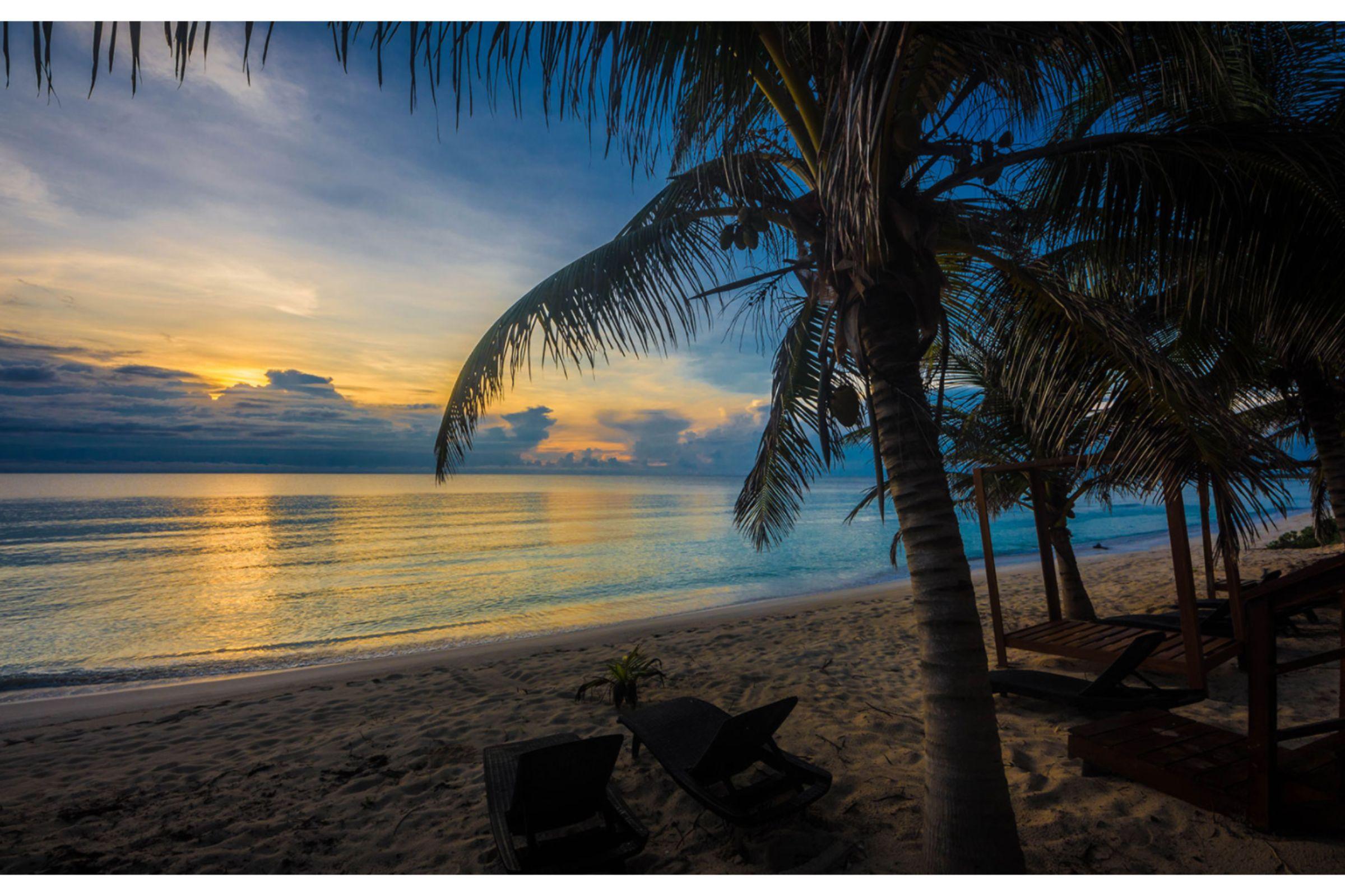 Milagro Tulum villa beach