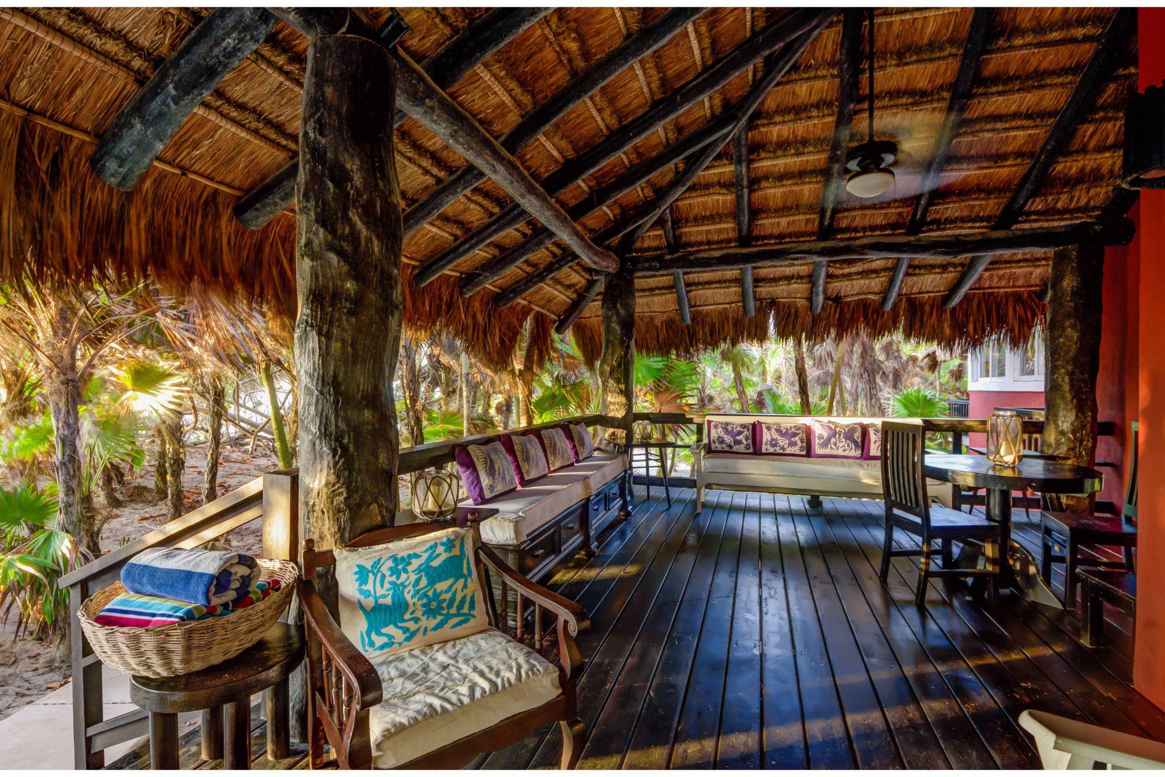 tulum villas for rent